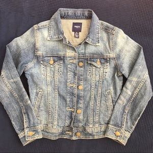 Girls Gap Jean Jacket
